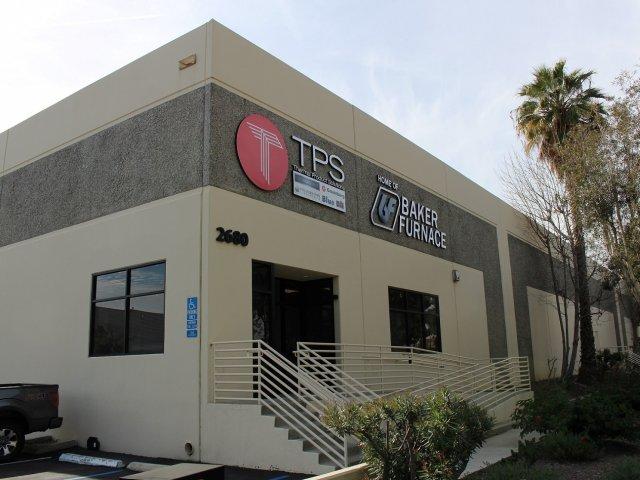 New TPS Facility