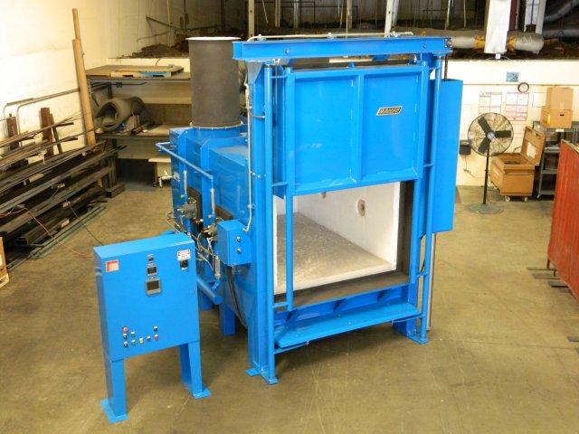 Baker Furnace Medical Waste Incinerator